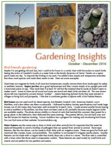 gardening news