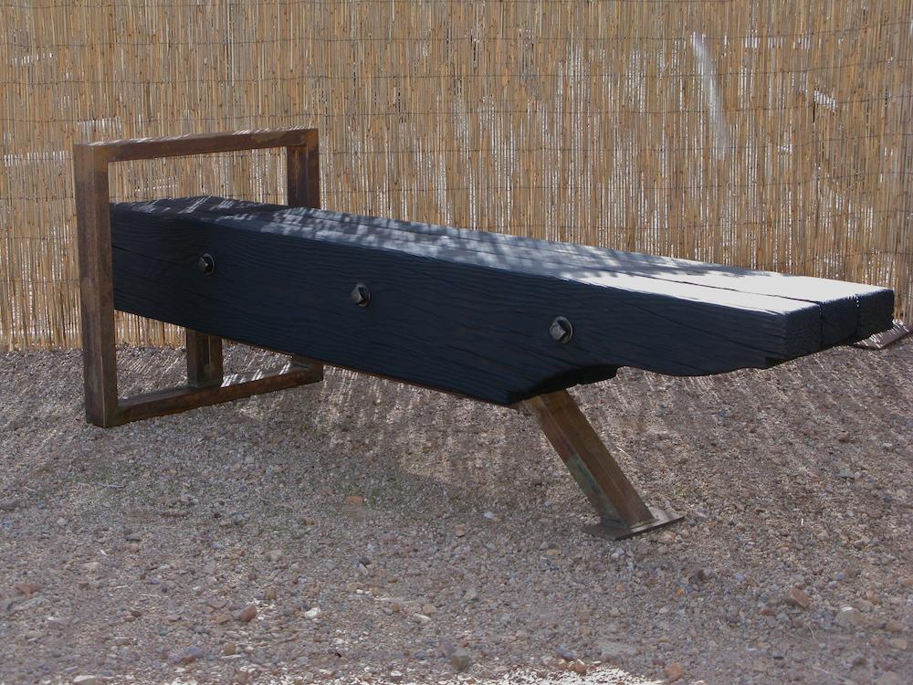 Grasshopper bench