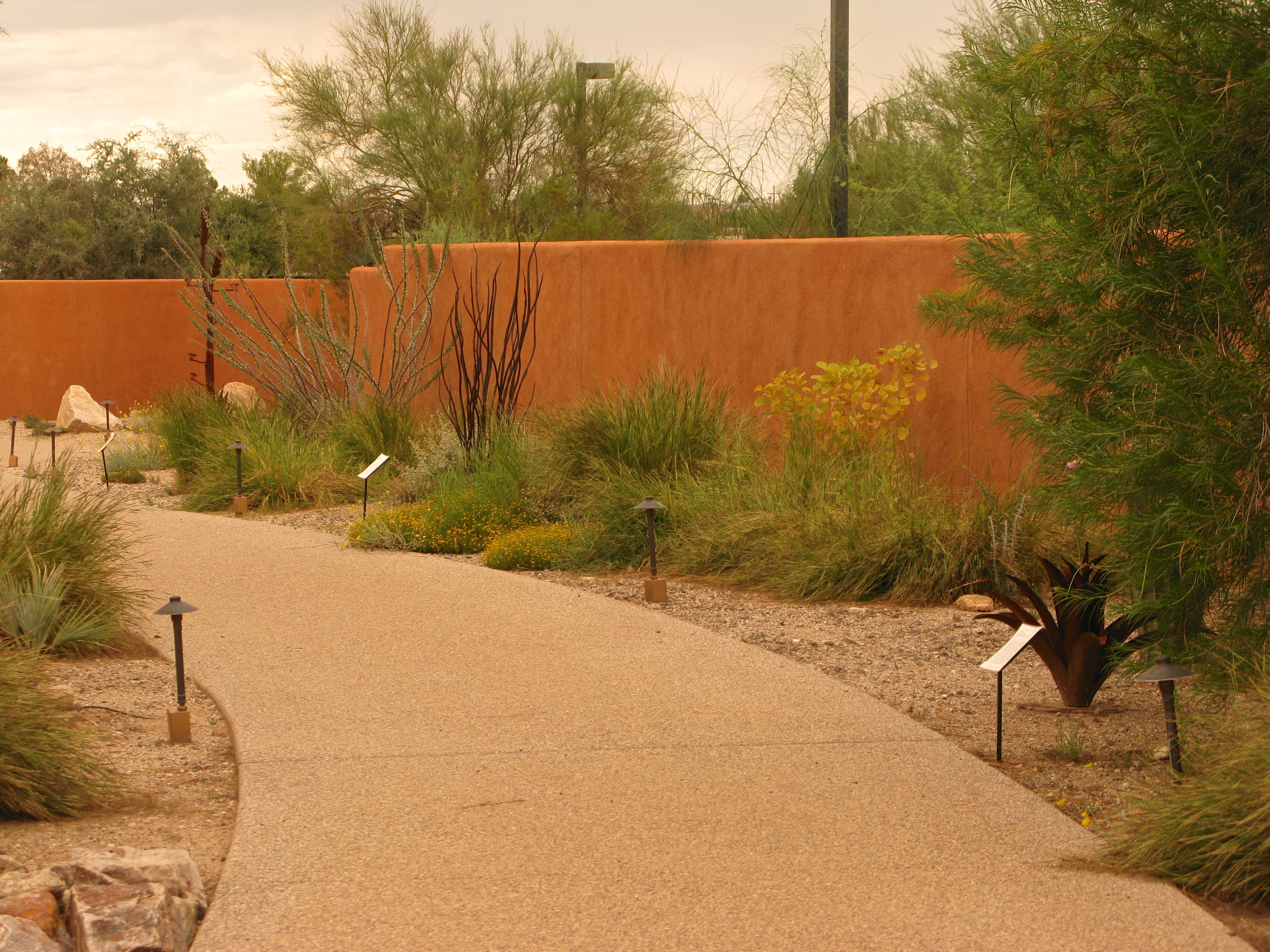 Tohono Chul Park - Sonoran Seasons Garden