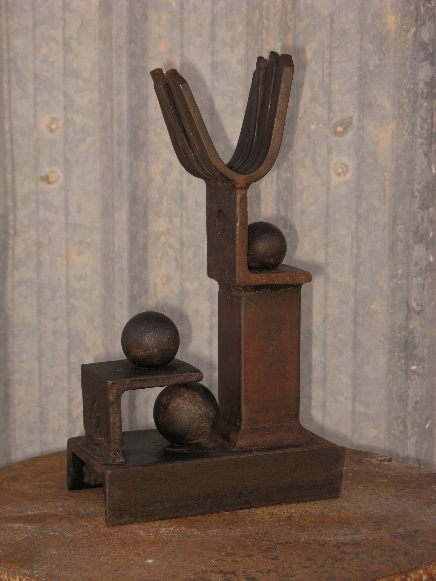 Composition with spheres
