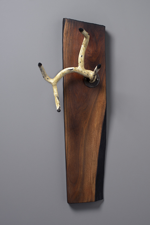 """Antler"" #2 (all wood, no animal parts)"